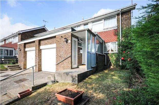3 Bedrooms End Of Terrace House for sale in Charing Close, ORPINGTON, Kent, BR6 9SS