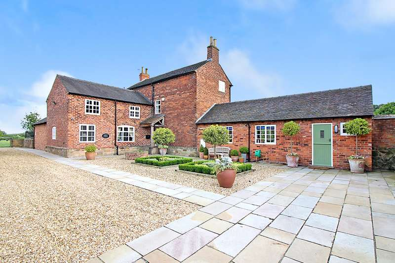 5 Bedrooms House for sale in The Village, Dale Abbey, Derbyshire