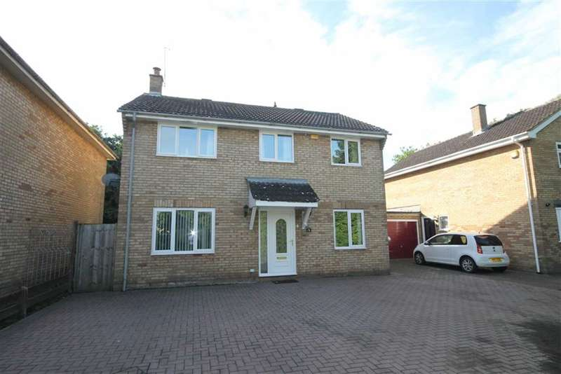 4 Bedrooms Property for sale in Cromwell, Freshbrook, Swindon