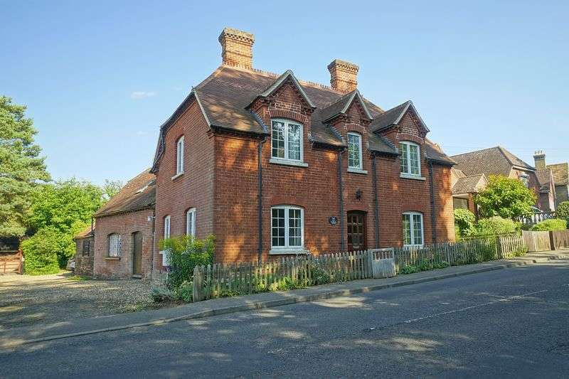 3 Bedrooms Detached House for sale in The Forge, Waresley
