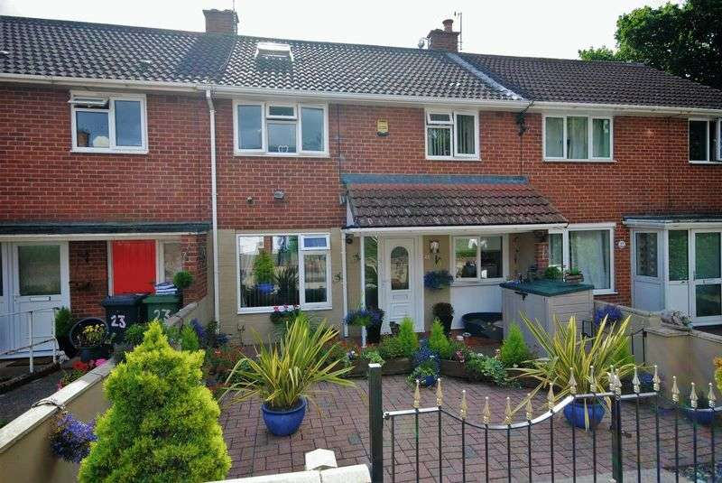 3 Bedrooms Terraced House for sale in Beacon Heath