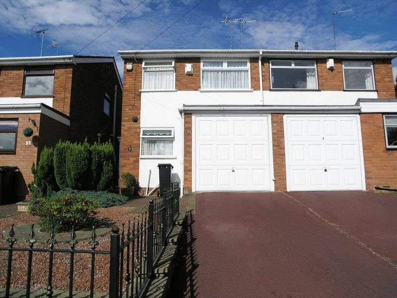 3 Bedrooms Semi Detached House for sale in DUDLEY, Netherton, Recreation Street