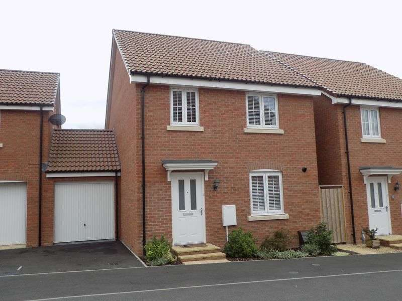 4 Bedrooms Detached House for sale in Blain Place, Royal Wootton Bassett