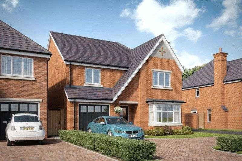 4 Bedrooms Detached House for sale in POSTERN ROAD, TATENHILL