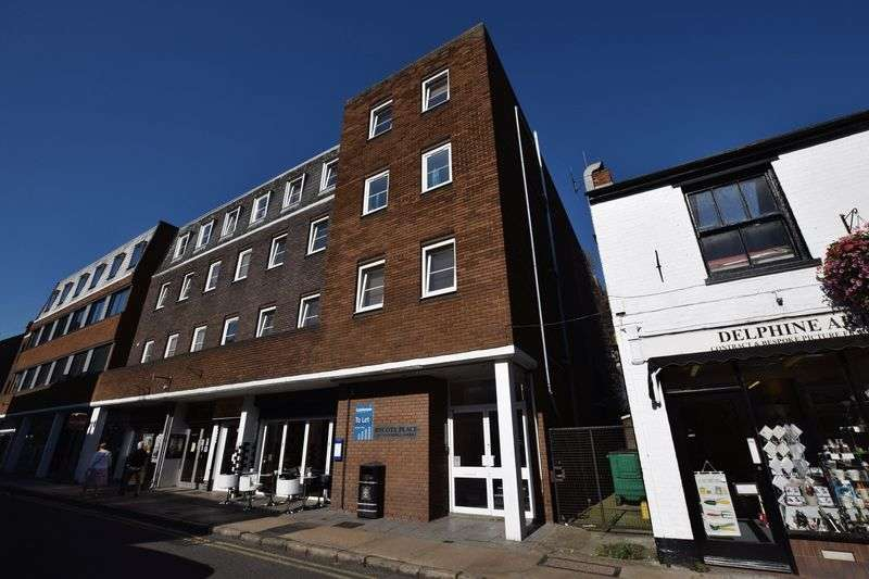 1 Bedroom Flat for sale in Rycote Place, Cambridge Street, Aylesbury