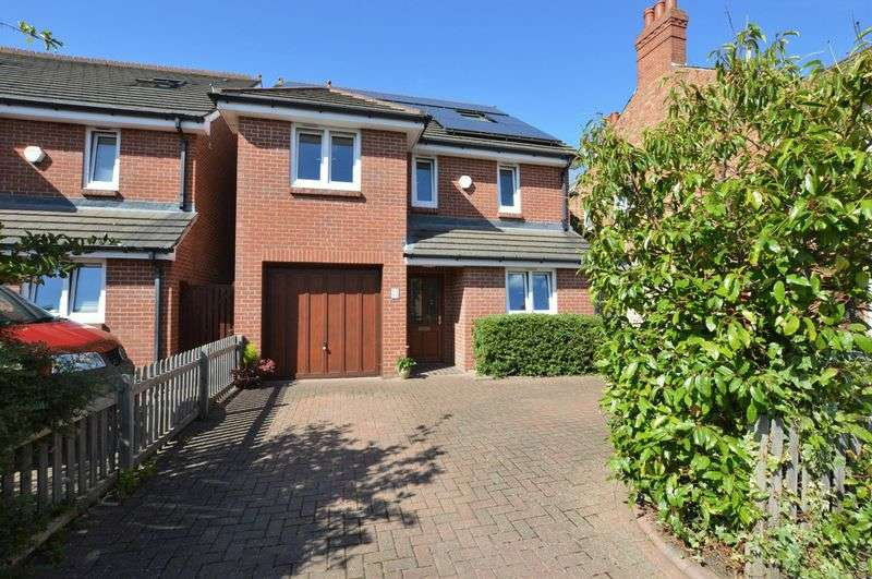 5 Bedrooms Detached House for sale in Victoria Road, Stamford