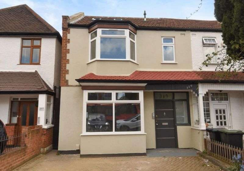 5 Bedrooms Semi Detached House for sale in 319 Hither Green Lane, Hither Green, London, SE13 6TJ