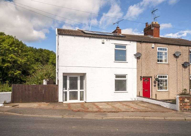 2 Bedrooms Terraced House for sale in Pentrich Road, Alfreton