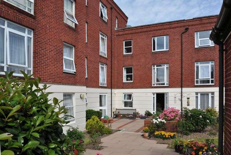 2 Bedrooms Retirement Property for sale in Alphington Street, Exeter