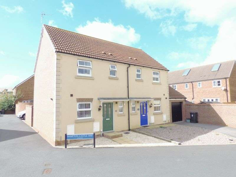2 Bedrooms Semi Detached House for sale in Kingsway, Gloucester