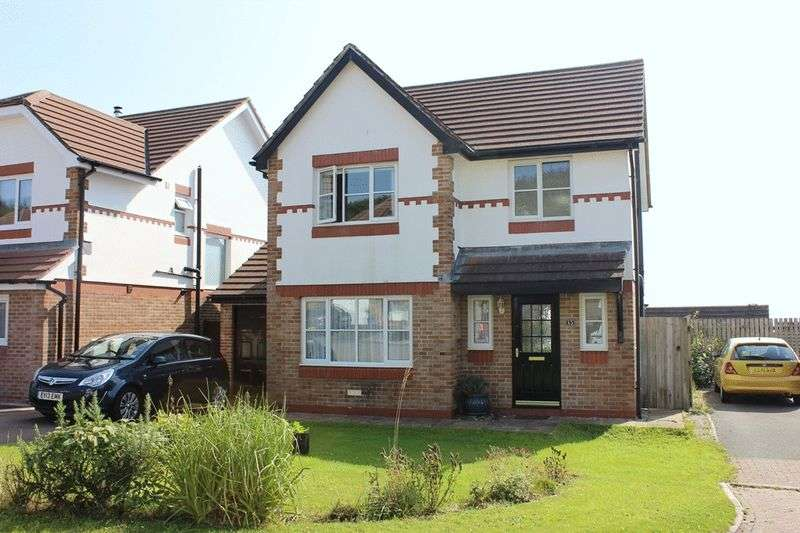 3 Bedrooms Detached House for sale in Century Close, St. Austell