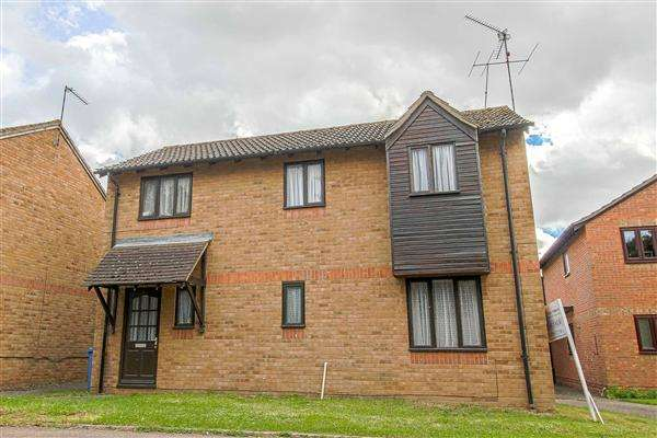 4 Bedrooms Detached House for sale in Heron Close, Burton Latimer, Burton Latimer
