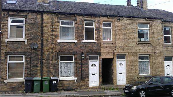 2 Bedrooms Terraced House for sale in School Street, Huddersfield