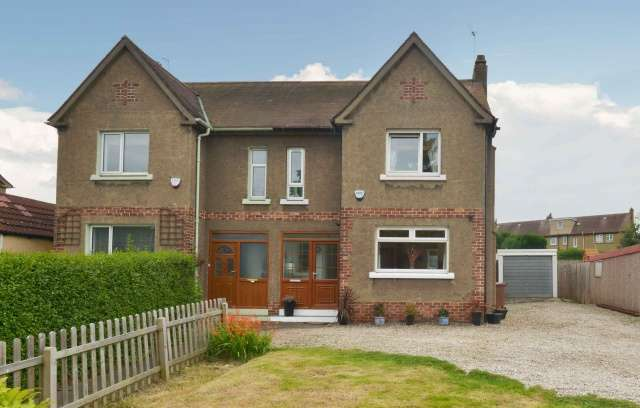 3 Bedrooms Semi Detached House for sale in Station Road, South Queensferry, Edinburgh, EH30 9JX