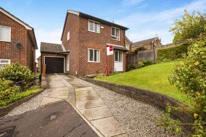 3 Bedrooms Detached House for sale in Falcon Close, Lammack, Blackburn, Lancashire