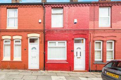 2 Bedrooms Terraced House for sale in Goswell Street, Wavertree, Liverpool, Merseyside, L15