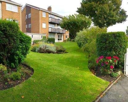 2 Bedrooms Flat for sale in Braemar Court, Morecambe, Lancashire, United Kingdom, LA4
