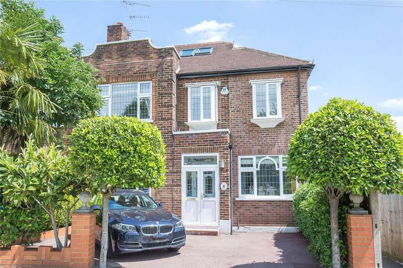 5 Bedrooms House for sale in Abbots Gardens, London, N2