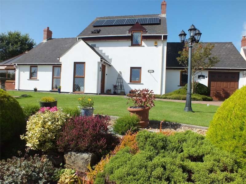 3 Bedrooms Detached House for sale in Liddeston Close, Liddeston, Milford Haven
