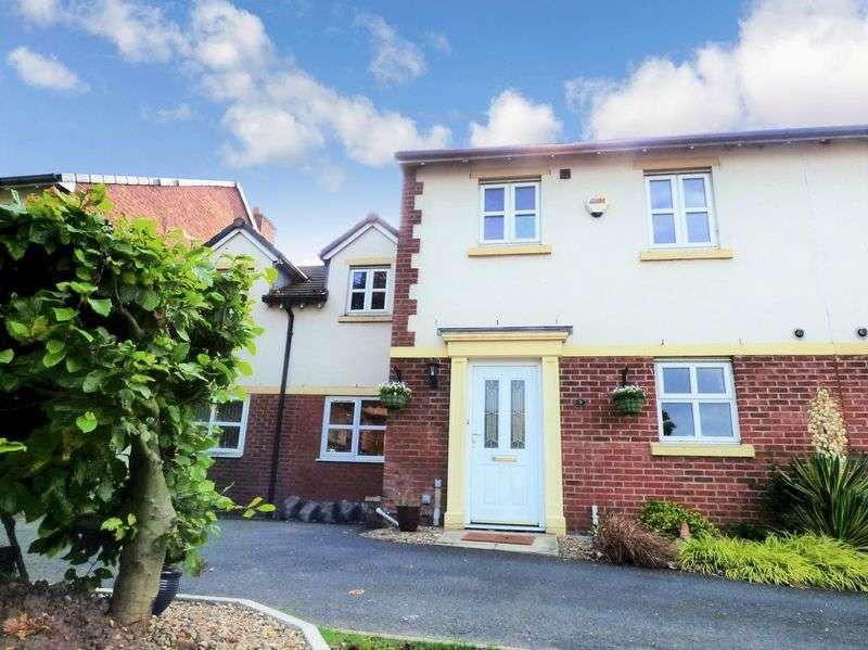4 Bedrooms Semi Detached House for sale in 3 Anchor Fields, Eccleston, PR7 5UW