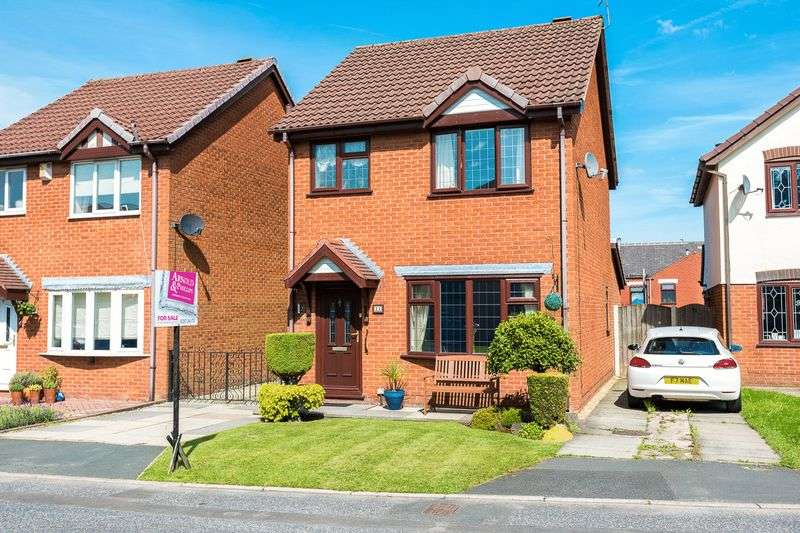 4 Bedrooms Detached House for sale in Buckthorn Close, Westhoughton