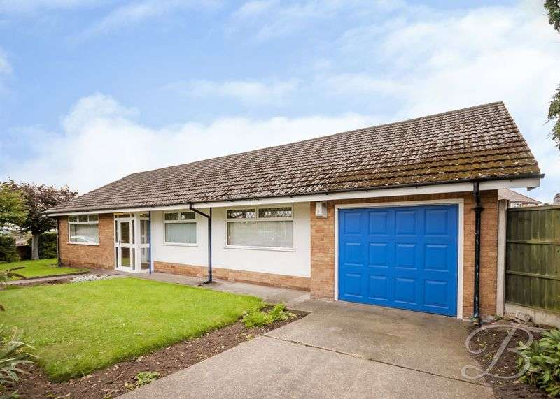 3 Bedrooms Detached Bungalow for sale in West Bank Wynd, Mansfield