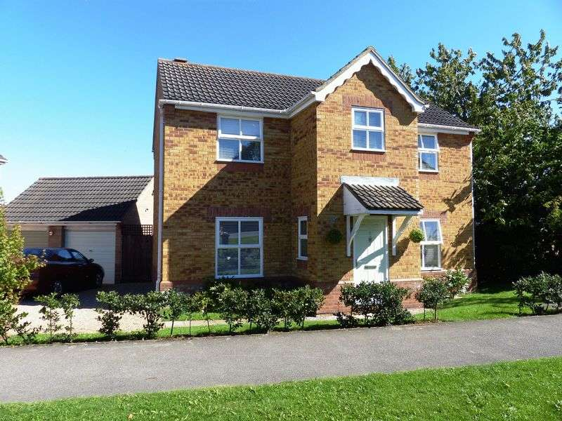 4 Bedrooms Detached House for sale in Curtis Drive, Heighington