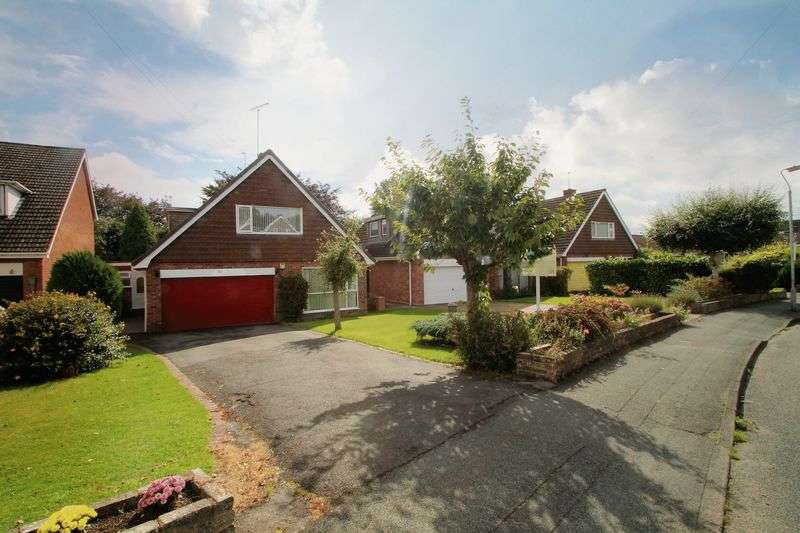 4 Bedrooms Detached House for sale in Linden Lea, Wolverhampton