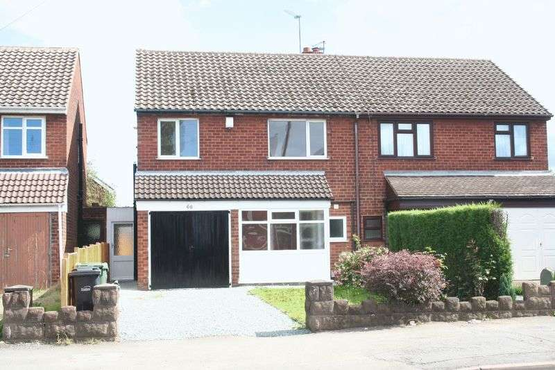 3 Bedrooms Semi Detached House for sale in PENSNETT, Tansey Green Road