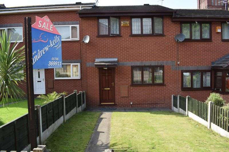 3 Bedrooms Terraced House for sale in Grove Street, Heywood