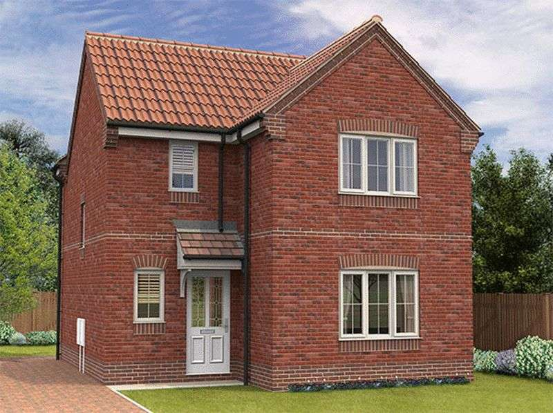 3 Bedrooms Detached House for sale in Welton, Lincoln