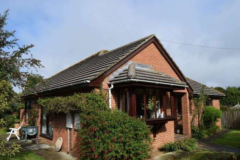 3 Bedrooms Detached Bungalow for sale in Harman's Cross Swanage