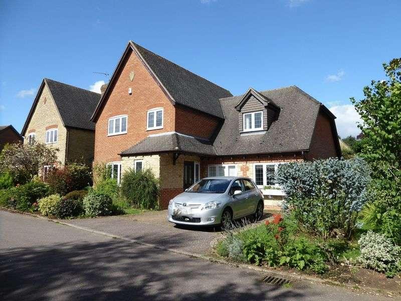 5 Bedrooms Detached House for sale in Crosslands, Fringford