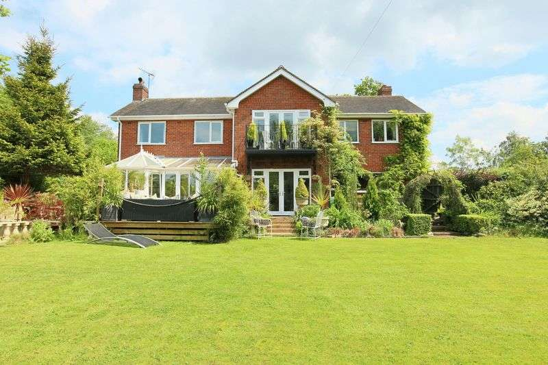 4 Bedrooms Detached House for sale in School Lane, Onneley, Cheshire