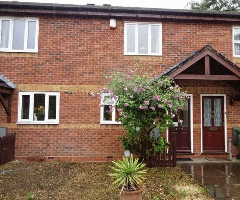 2 Bedrooms Terraced House for sale in Tabbs Gardens, Kidderminster DY10 2DT