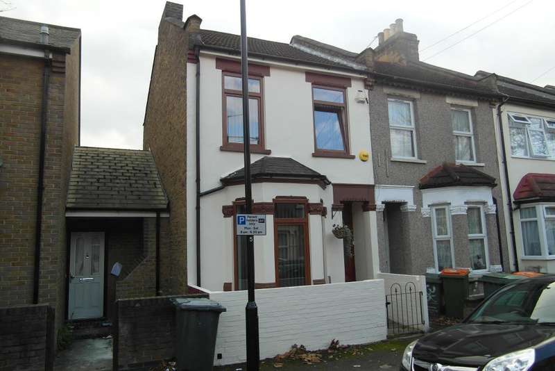 3 Bedrooms End Of Terrace House for sale in Malvern Road, East Ham, London, E6 1LS