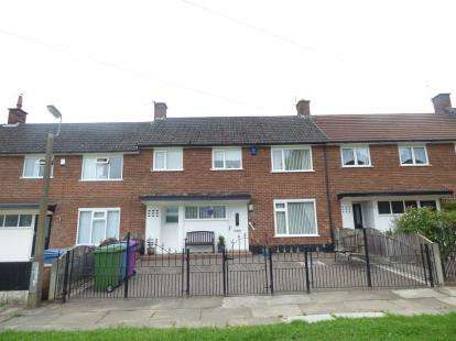 4 Bedrooms Terraced House for sale in Gorsey Cop Road, Liverpool, Merseyside, L25