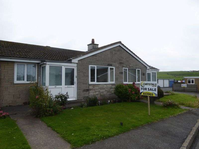 2 Bedrooms Bungalow for sale in Ballamaddrell, Port Erin