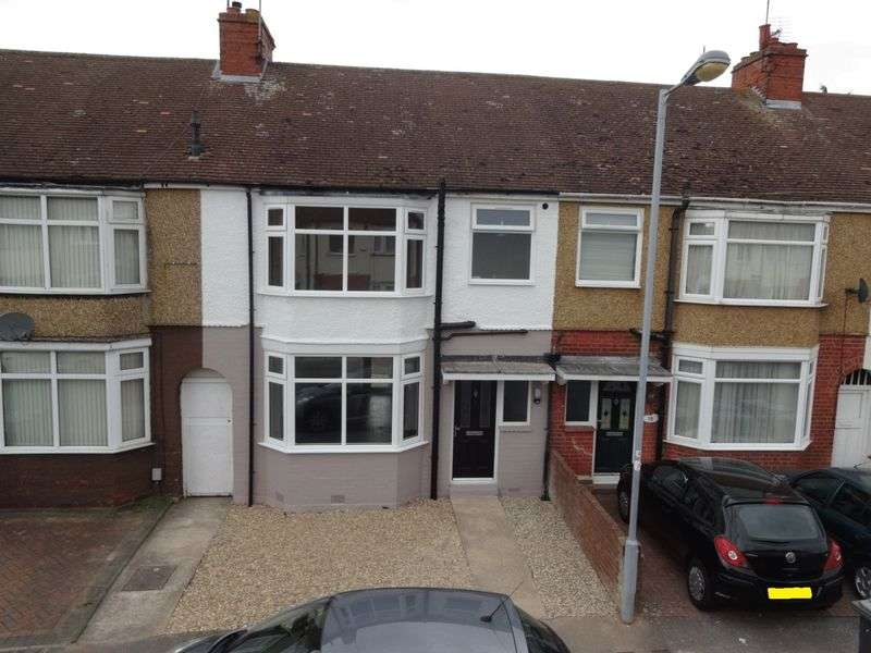 3 Bedrooms Terraced House for sale in Shelley Road.
