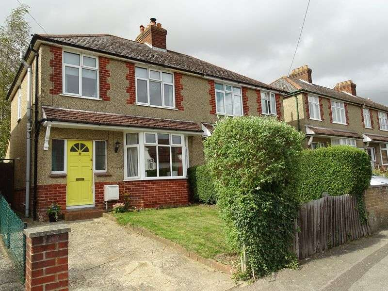 3 Bedrooms Semi Detached House for sale in Queen Alexandra Road, Salisbury