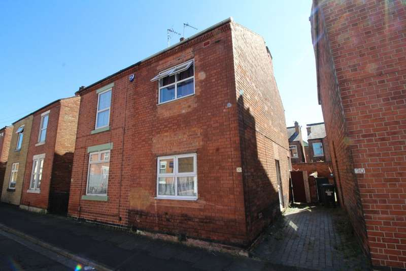 2 Bedrooms Semi Detached House for sale in Hamilton Road, Long Eaton, Nottingham, NG10