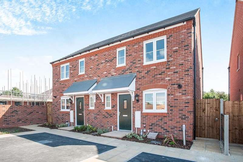 2 Bedrooms Semi Detached House for sale in Abberton, Inkberrow, Worcester, WR7