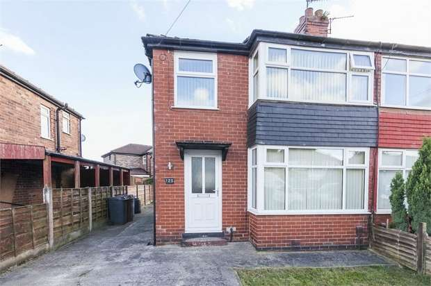 3 Bedrooms Semi Detached House for sale in Sunnyside Road, Droylsden, Manchester