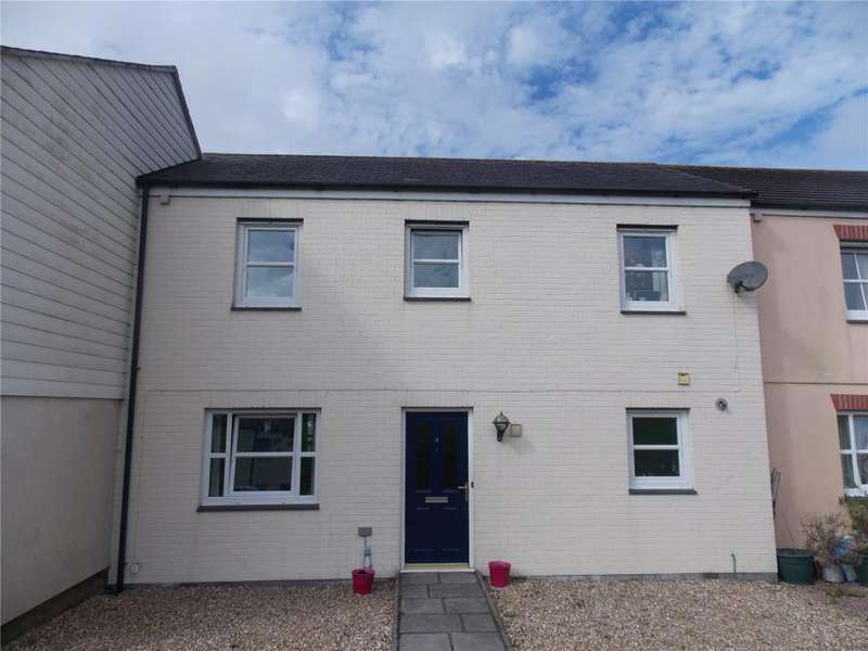 3 Bedrooms Terraced House for sale in Chyandour, Redruth