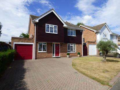 4 Bedrooms Detached House for sale in Hornchurch