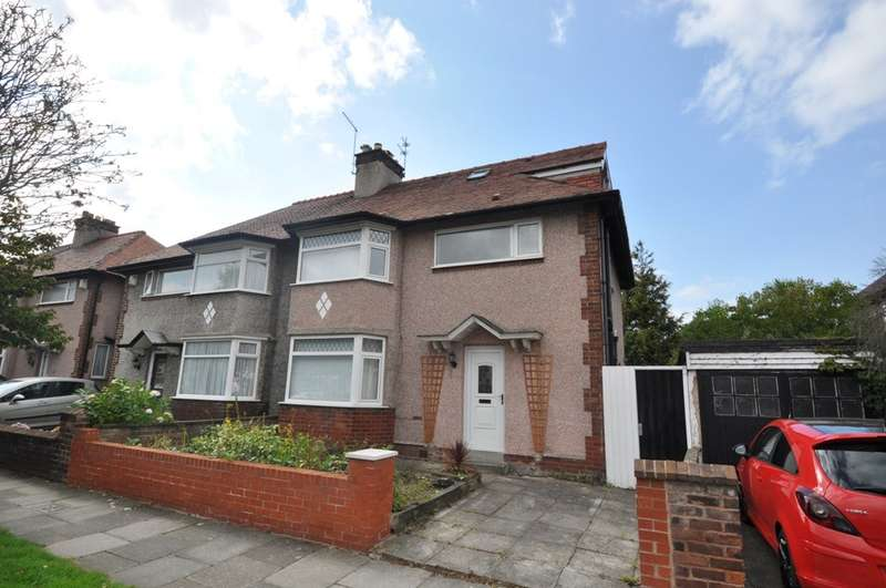 5 Bedrooms House for sale in Fieldway, Wallasey