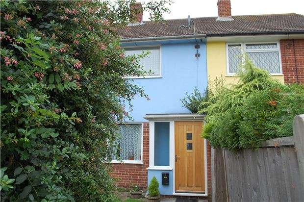 2 Bedrooms Terraced House for sale in Southern Road, EASTBOURNE, BN22 9LS