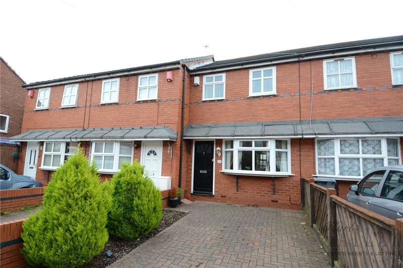 2 Bedrooms Terraced House for sale in Waterloo Road, New Brighton, Wirral