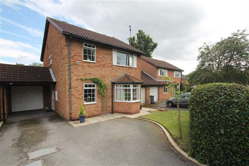 4 Bedrooms Property for sale in Sambourn Close, Solihull