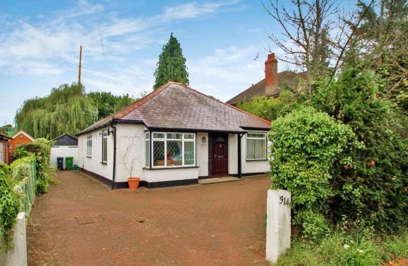 3 Bedrooms Detached Bungalow for sale in Guildford Road, Bisley, Woking, Surrey, GU24